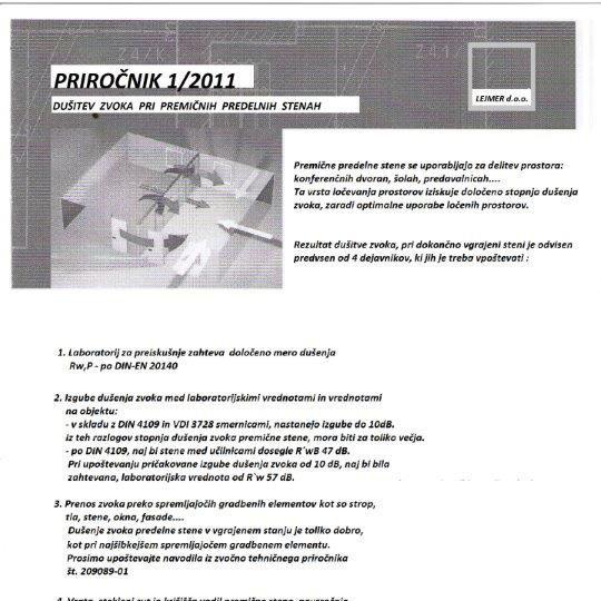 Technisches Schallschutzhandbuch